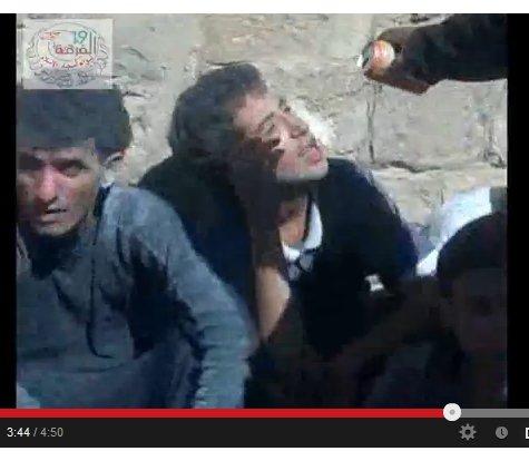 HRW hat diese FSA-Al-Kaida-todesschwadrone zu menschenrechtlern erklärt. das haben sie auch schon bei Libyen getan.
