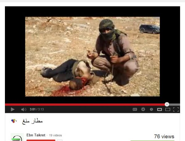 Westliche Medien als Werbeplattformen für Verbrechen gegen die Menschlichkeit, die opfer weggelassen, die Täter erfolgreich als Helden propagiert