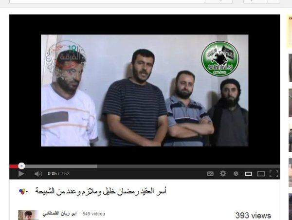 NATO-Akidis Folterer und Schlächter. Kriegsverbrecher allesamt