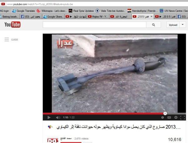 Gefunden bei Saeed, welcher Zamalka-Opfer propagiert hat.