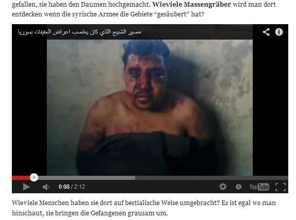 Totgefoltert, was ist mit den anderen Geiseln passiert?