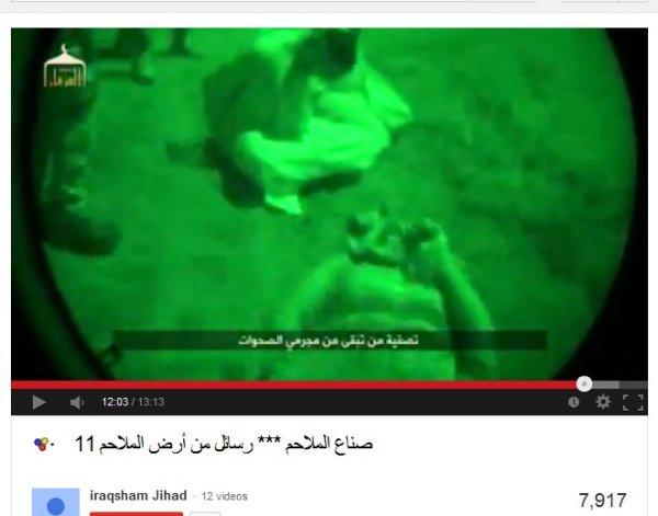 Irak ermordet