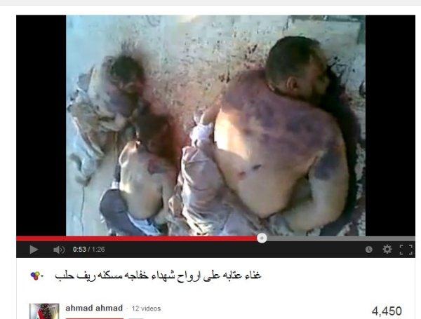 غناء عتابه على ارواح شهداء خفاجه مسكنه ريف حلب