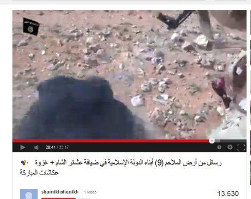 Umgebracht Aleppo