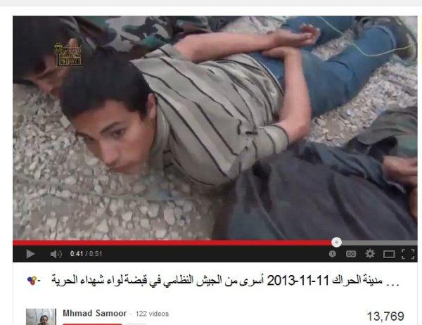 Eiskalt ermordet von den USralisch-NATO-wahhabitisch-zionistischen Proxy-Bodentruppen