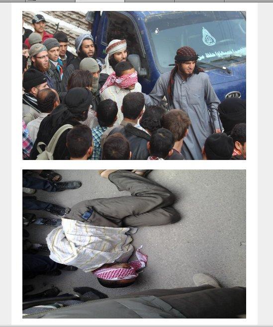 Nusra-Mörder
