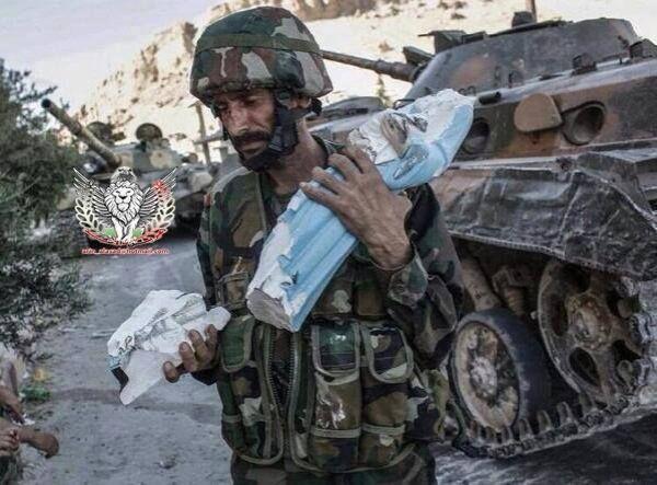 Maaloula nach dem ersten Eindringen von FSA und Al-Kaida