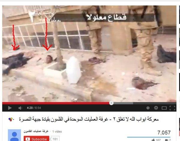 """Propaganda für Kopfabschneider von der palästinensischen """"Friedensbewegung"""""""
