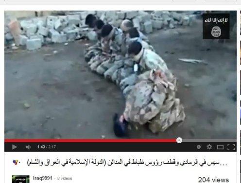 Mörderbanden Iraq