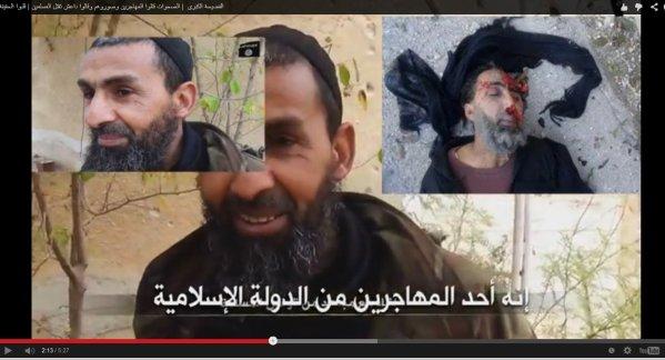 ISIS massakriert durch FSA