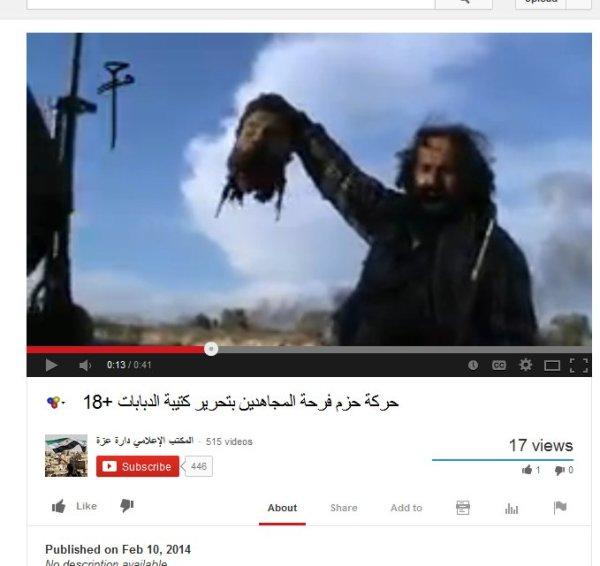 HRW-Rebellen