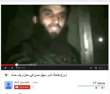 HRW´s Freunde, die Menschenrechtszertreter in Syrien