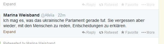 Rechtes Parlament