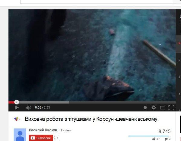 Blut, Scherben, Knüppel, Swobada-Faschisten und ein helfender Mob