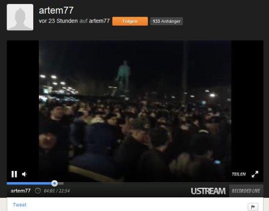 Donetsk Lenindenkmal