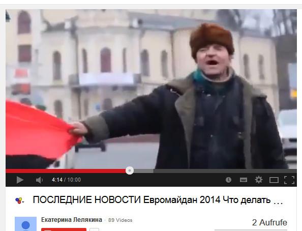 Nazi-Kiew Euromaidan, einer von ganz vielen!