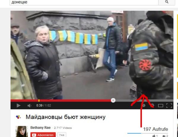 Ater NAZI am Maidan