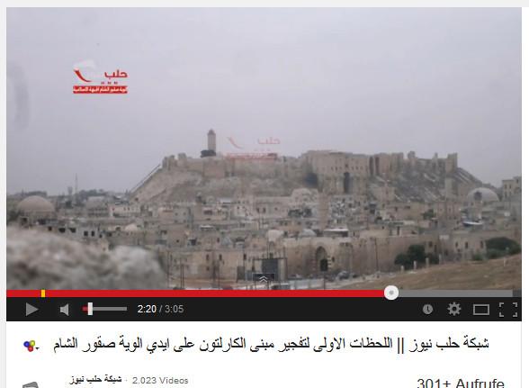 Aleppo vorher