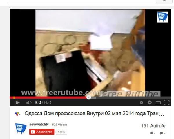 Leichen liegen auch auf den Papieren am Boden. nachdem die Mörderbanden alles durchwühlten dorthin gekommen?