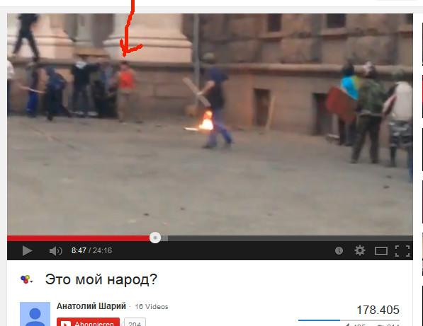 Die Kiewer Junta hat erneut gemordet!