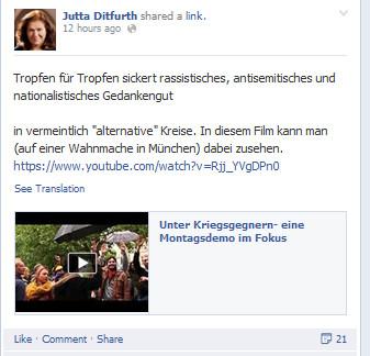Ditfurthlügt
