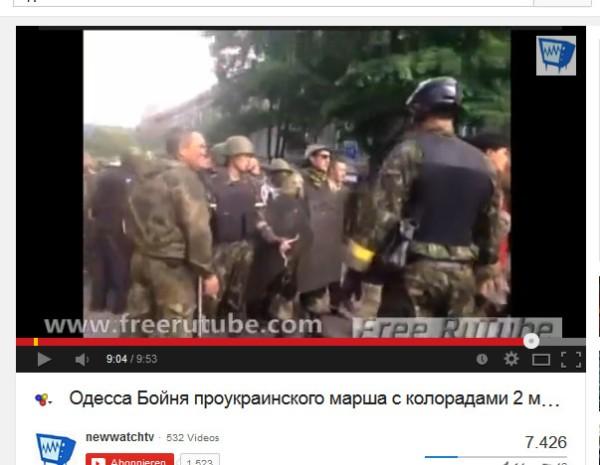 Die Füher der Mordbanden von Odessa
