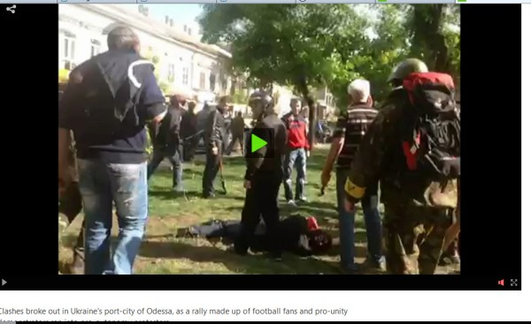 Menschenjagd auf Antifaschisten