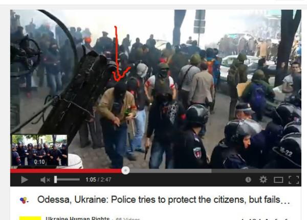 OdessaPolizistHelm