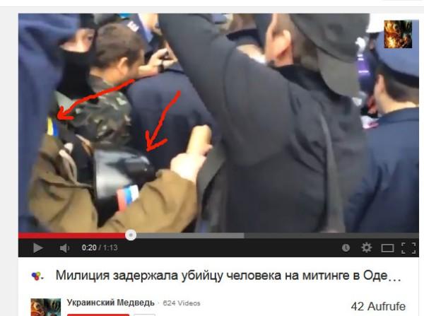 ProvokateurePolizei