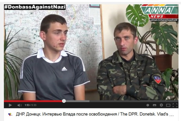 Ukraineblessuren
