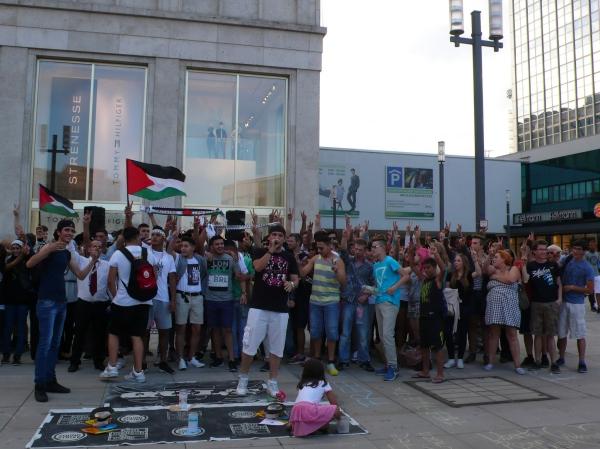 Gaza lebt