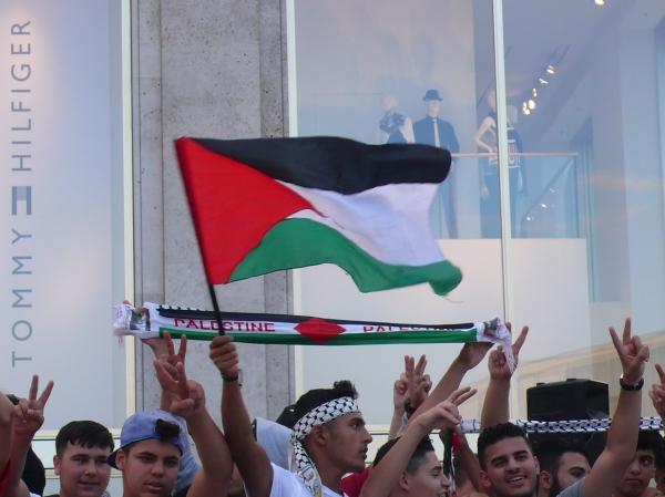 Gaza wird leben
