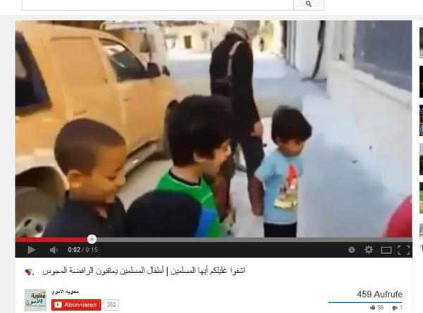 Islamischer Staat chor
