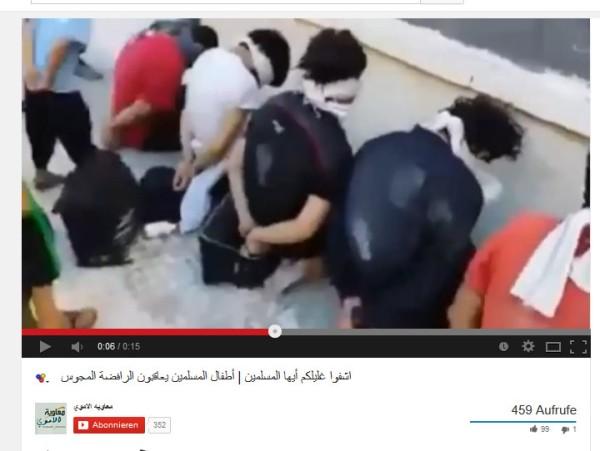 Islamischer StaatKinder