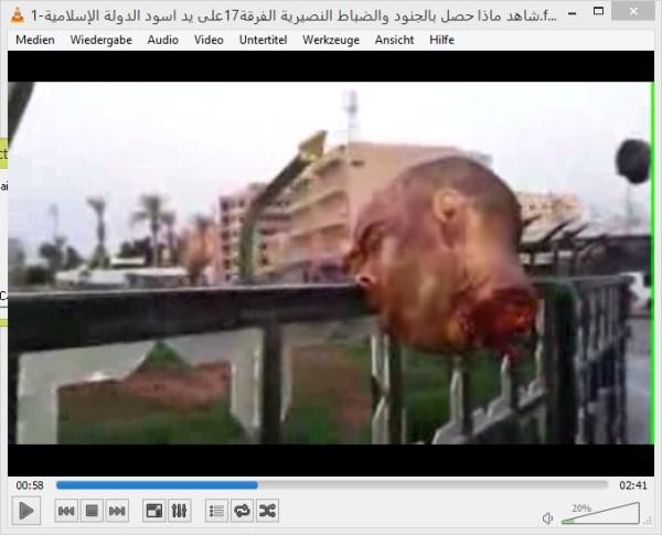 Massaker in Raqqa