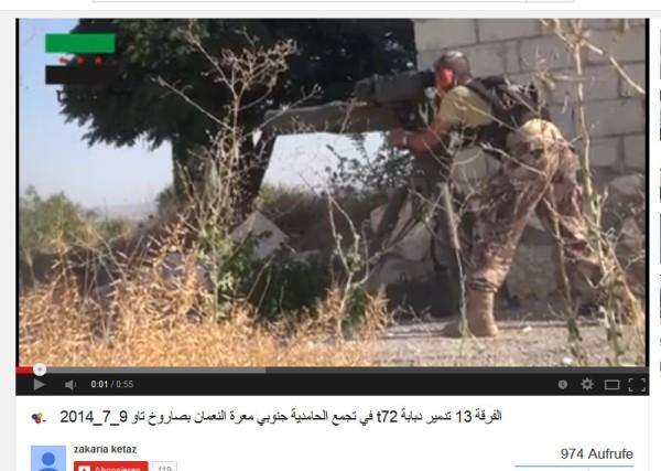 Obamas Söldner ermorden zusammen mit jabhat al Nusra syrische Soldaten