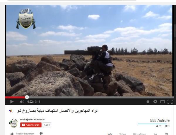Obamas Al-Kaidas mit TOW