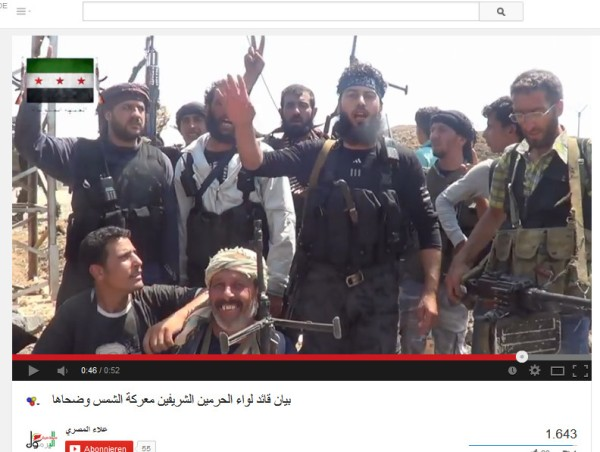 Obamas Daraa-Südarmee