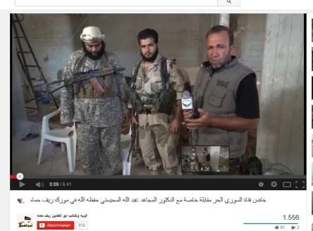 Obamas Hama-Freunde