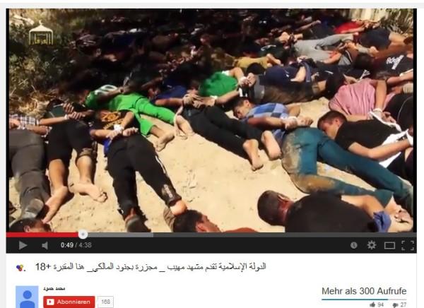 Tikrit Massenabschlachtung