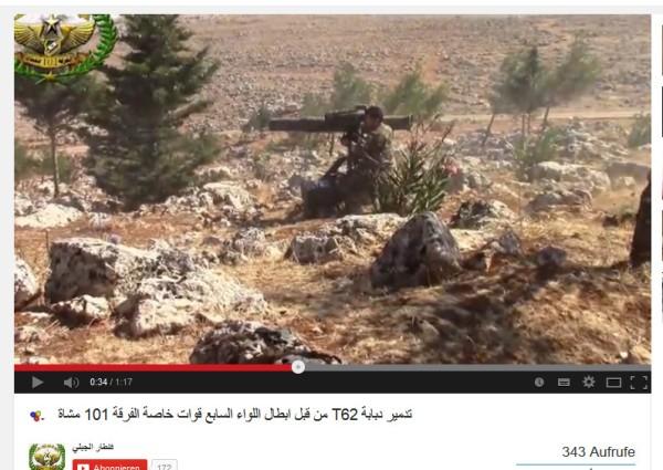 Obamas Proxy-Milizen, die Kameraden von Al-Kaida