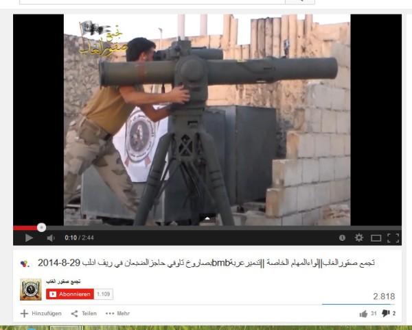 FSA-Al-Kaida Hama