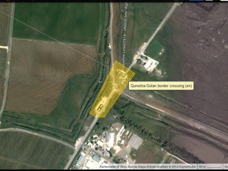 Kenitra-Bordercrossing