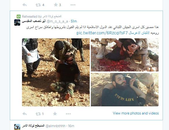 Mord Libanon
