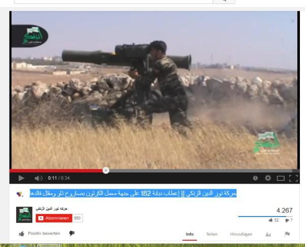 Tow Aleppo Zanki
