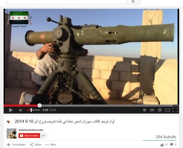 Ababail Horan aka Al-KaidaTOW