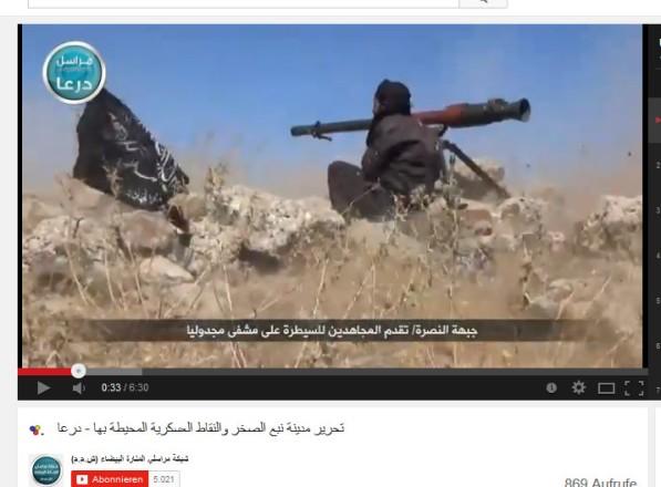 Ababil Horan Jabhat al Nusra