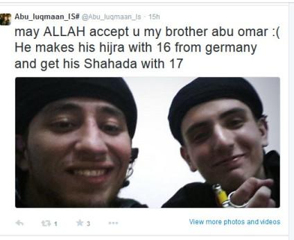 abu Omar al Almani