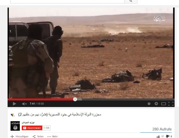 Feige IS-Schweine