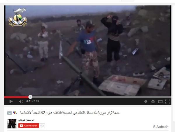 FSA-Hamidyah-Al-Kaida